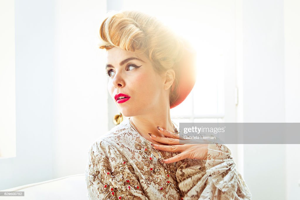 Paloma Faith, Billboard, December 2012 : News Photo