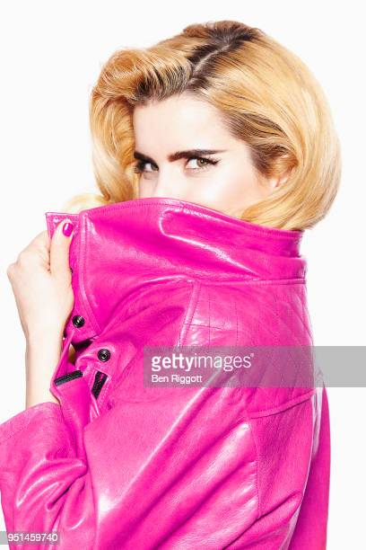Singer Paloma Faith is photographed for Cosmopolitan magazine on April 22 2015 in London England