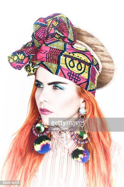 Singer Paloma Faith is photographed for You magazine on September 17 2013 in London England
