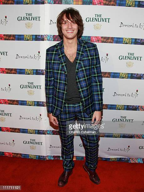 Singer Paolo Nutini attends the 9th Annual Dressed To Kilt Benefit at Hammerstein Ballroom on April 5 2011 in New York City