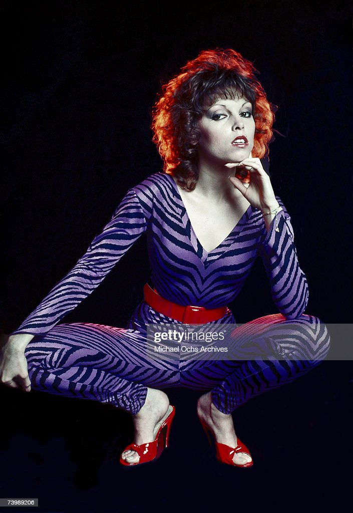 Singer Pat Benatar poses for a portrait in November, 1979 in Los Angeles, California.