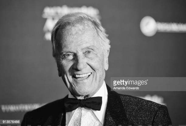 Singer Pat Boone arrives at the 26th Annual Movieguide Awards Faith And Family Gala at the Universal Hilton Hotel on February 2 2018 in Universal...