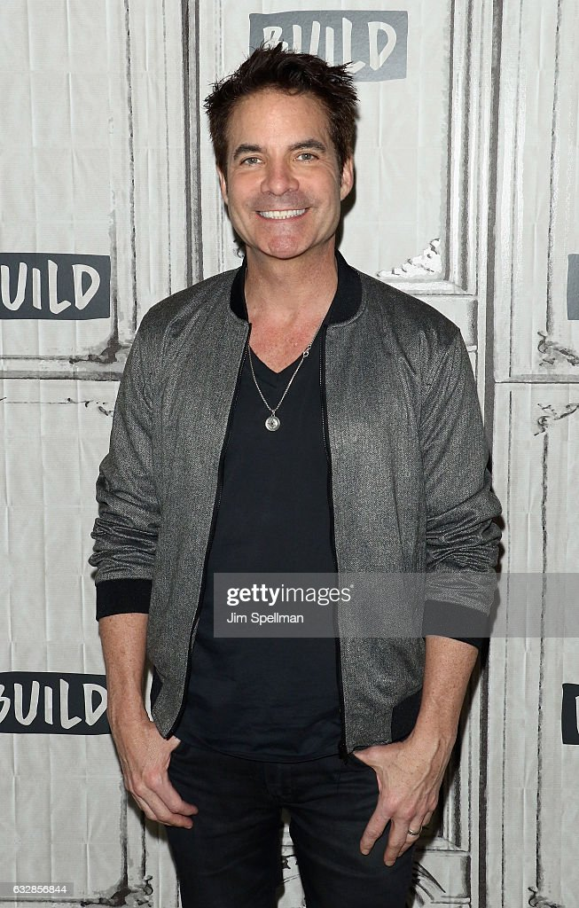 "Build Series Presents Pat Monahan Of Train Discussing ""a girl a bottle a boat"""