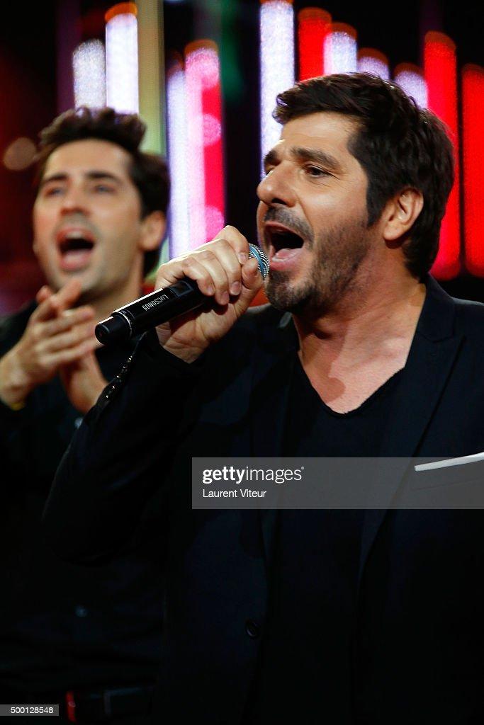 'France Television Telethon 2015' At Hippodrome de Longchamp In Paris