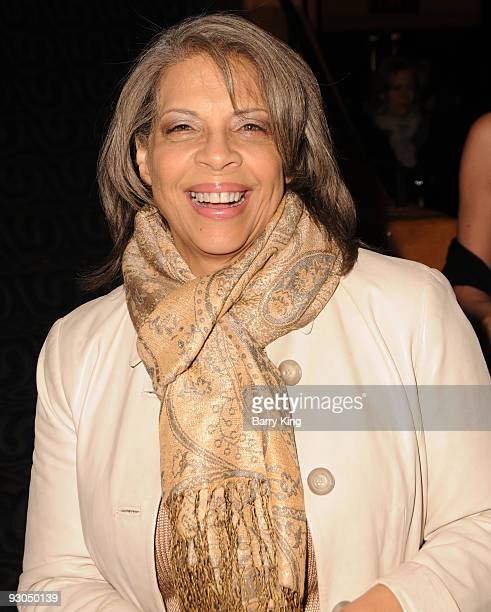 Singer Patti Austin attends the Baby It's You Opening Night at the Pasadena Playhouse on November 13 2009 in Pasadena California