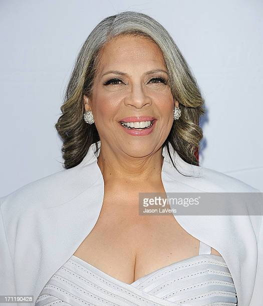 Singer Patti Austin attends the Hollywood Bowl opening night celebration at The Hollywood Bowl on June 22 2013 in Los Angeles California