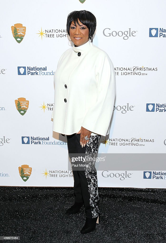 Patti Labelle This Christmas.Singer Patti Labelle Arrives At The 2014 National Christmas