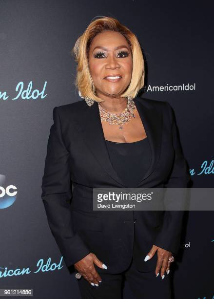 Singer Patti LaBelle attends ABC's 'American Idol' Finale on May 21 2018 in Los Angeles California