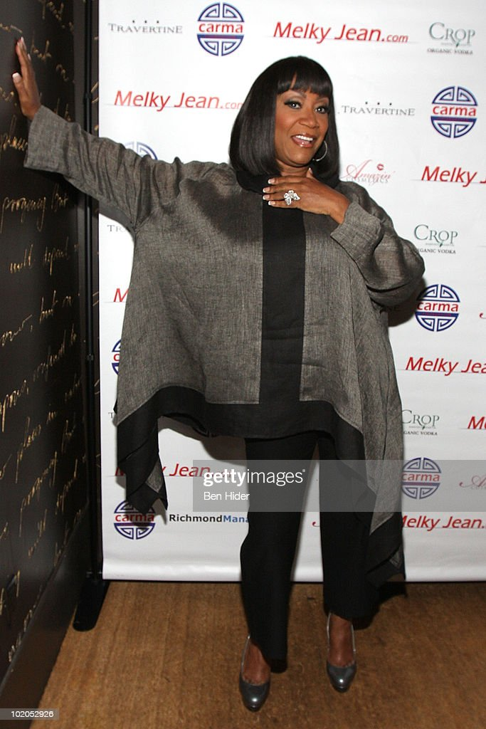 Singer Patti LaBelle attends the 3rd annual Geminis Give Back at 1OAK on June 13, 2010 in New York City.