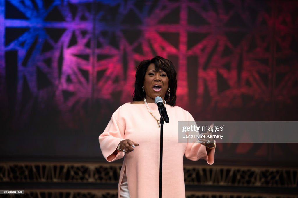 Patti LaBelle At NMAAHC Opening : News Photo