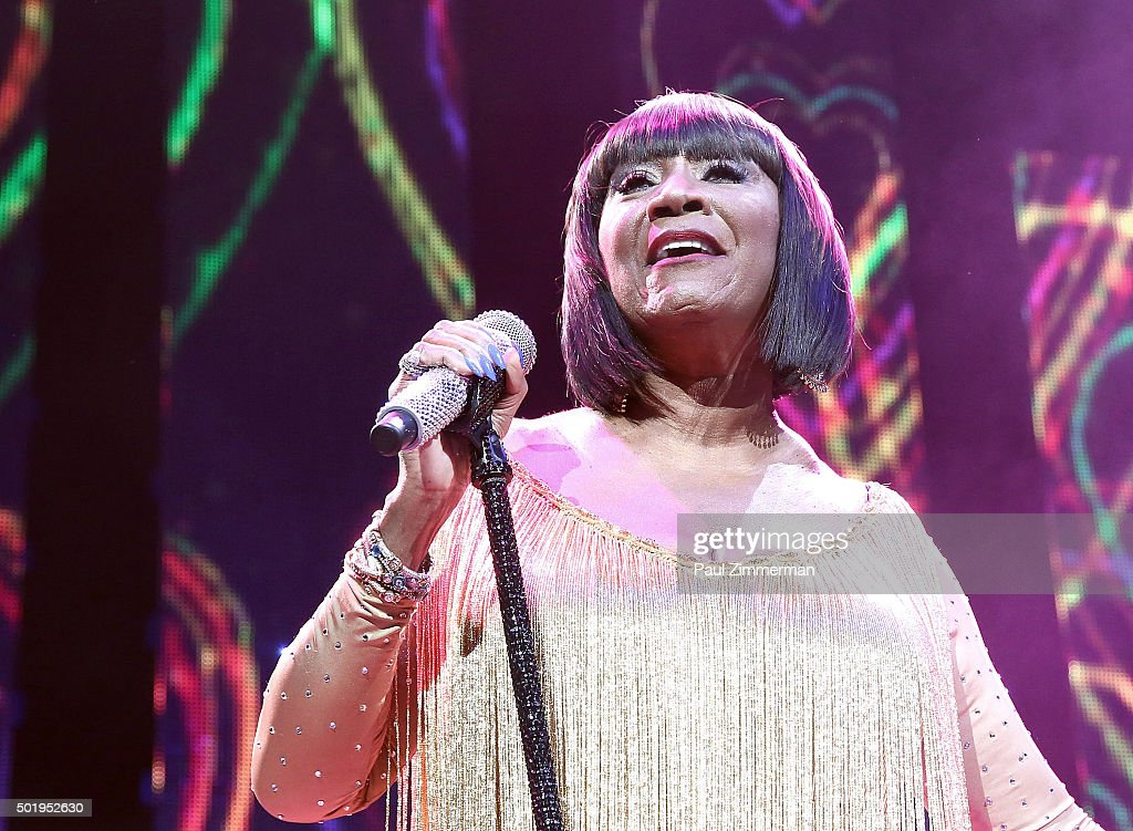 Patti Labelle This Christmas.Singer Patti Labelle Performs Onstage At The Christmas In