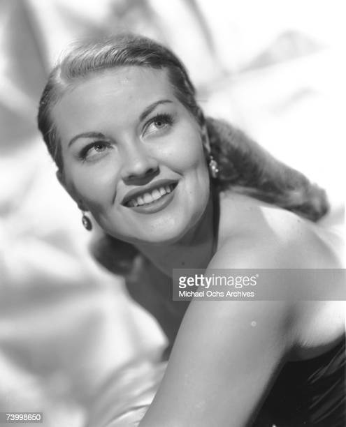 Singer Patti Page poses for a portrait circa 1953 in New York City New York
