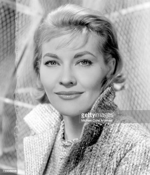 Singer Patti Page poses for a portrait circa 1958 in New York City New York