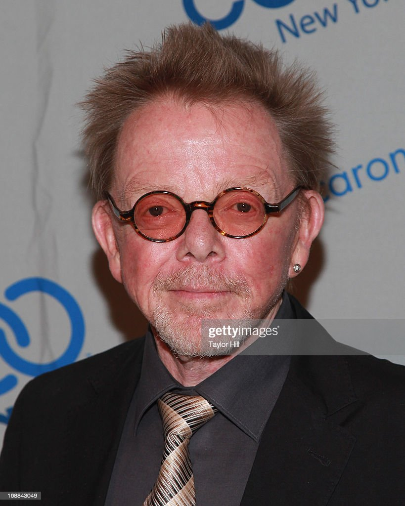 Singer Paul Williams attends the 2013 Caron New York Gala at Cipriani 42nd Street on May 15, 2013 in New York City.