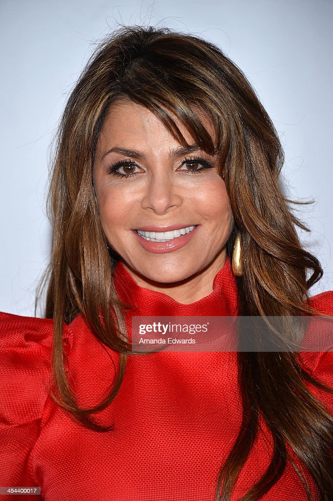 Singer Paula Abdul arrives at the TrevorLIVE Los Angeles Benefit celebrating The Trevor Project's 15th anniversary at the Hollywood Palladium on December 8, 2013 in Hollywood, California.