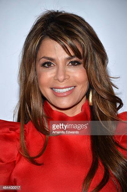 Singer Paula Abdul arrives at the TrevorLIVE Los Angeles Benefit celebrating The Trevor Project's 15th anniversary at the Hollywood Palladium on...