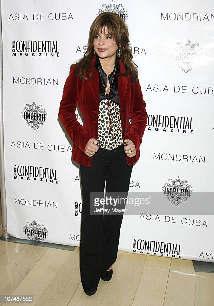Singer Paula Abdul attends Los Angeles Confidential Magazine's preOscar luncheon held on February 22 2008 at the Mondrian Hotel in West Hollywood...