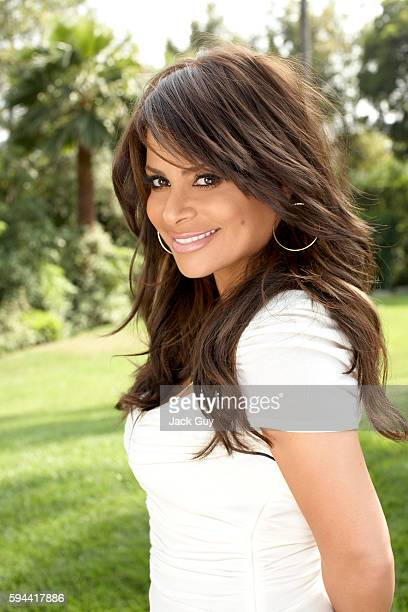 Singer Paula Abdul is photographed for OK Magazine in 2007 in Los Angeles, California. PUBLISHED