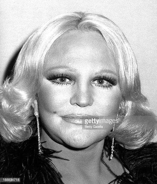 Singer Peggy Lee attends A Gif Of Music Los Angeles Bicentennial Tribute to Men and Women of Achievement on April 25 1981 at Metromedia Square in Los...