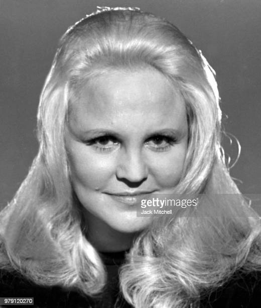 Singer Peggy Lee photographed in August 1970