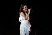 gold coast australia singer performs during