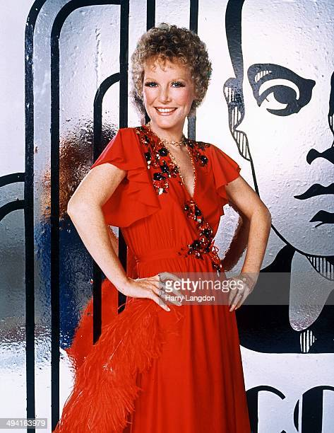 Singer Petula Clark poses for a portrait in 1980 in Los Angeles California