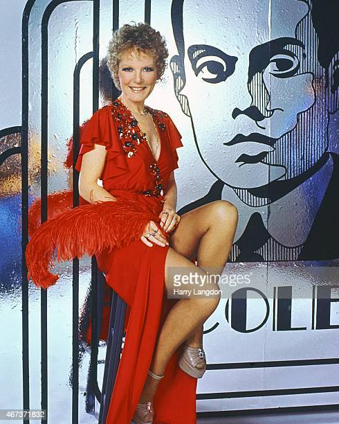 Singer Petula Clark poses for a portrait in 1982 in Los Angeles California