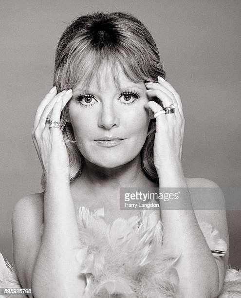 Singer Petula Clark poses for a portrait in 1999 in Los Angeles California