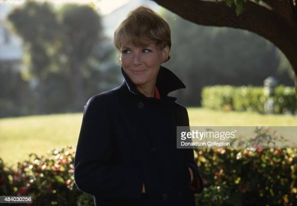 Singer Petula Clark poses for a portrait in circa 1967 Photo by