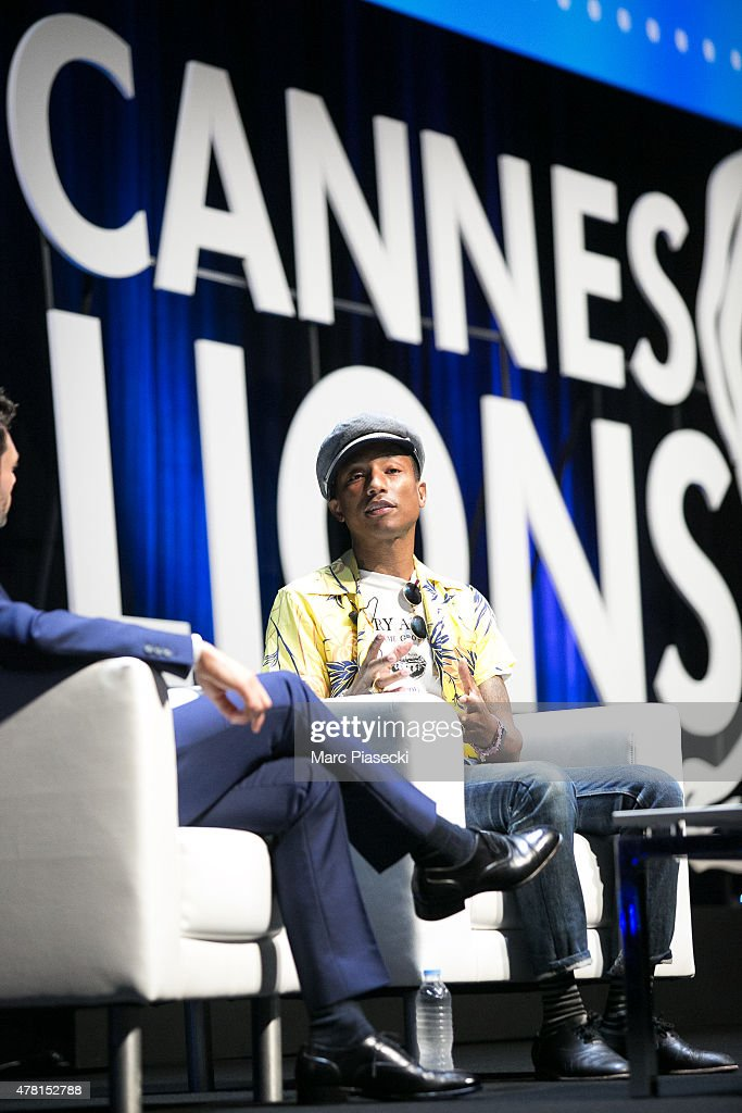 Cannes Lions : Day Three : News Photo