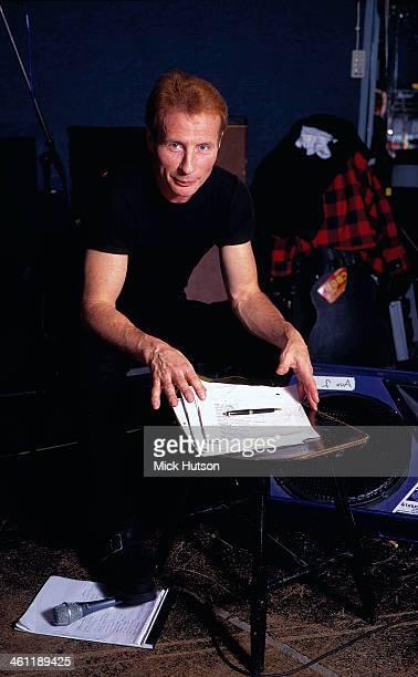 Singer Phil Mogg, of rock band UFO, circa 1985-1995  News Photo