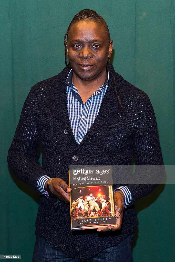 Philip Bailey In Conversation With Stephen Hill