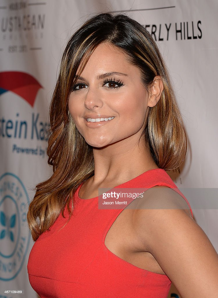 Singer Pia Toscano attends the