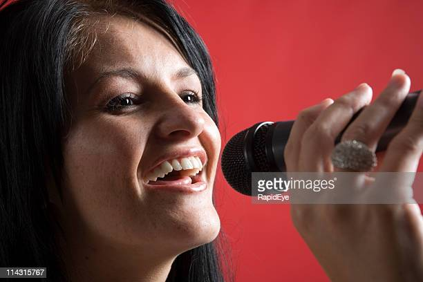 singer - cabaret stock photos and pictures