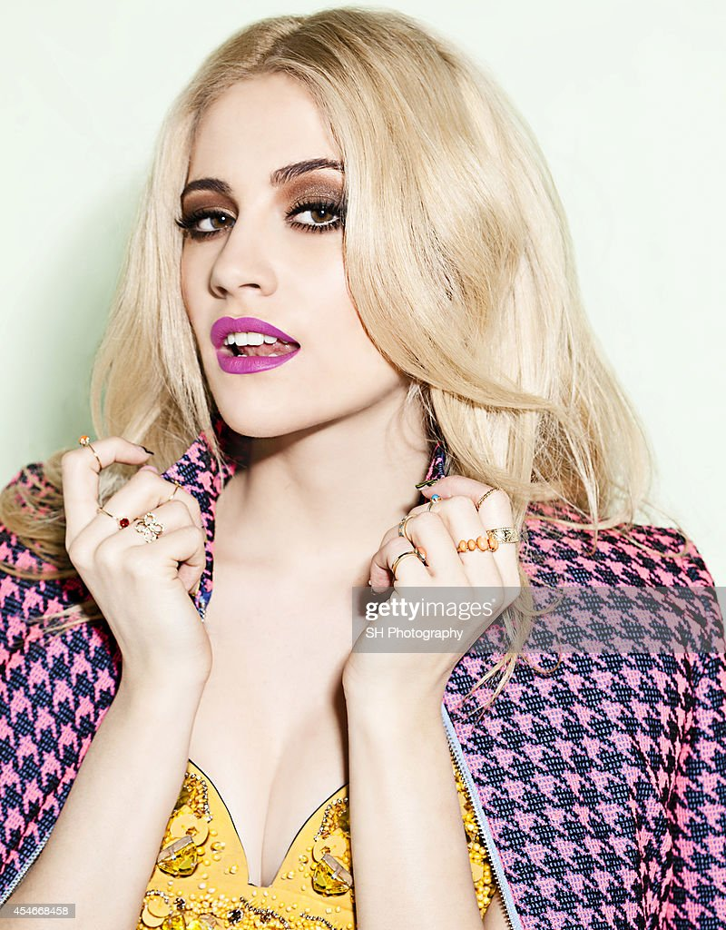 Pixie Lott, Grazia Spain, June 11, 2014