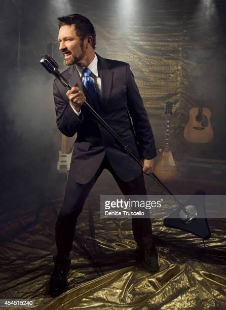 Singer poses for a portrait at the Academy of Country Music Awards for People Magazine on April 6 2014 in Las Vegas Nevada