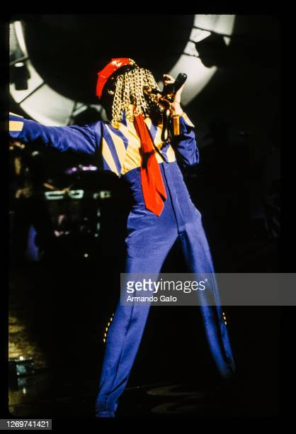 "Singer ""PRINCE"" ROGERS NELSON performs Live, in taken in 1993 Rock Archival Photos;color ; Live; Concert;"