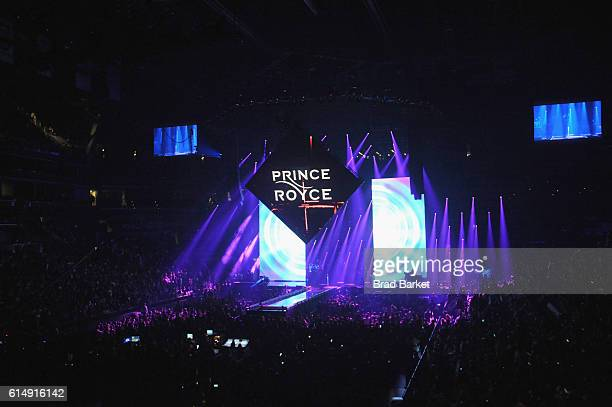 Singer Prince Royce performs onstage during TIDAL X 1015 on October 15 2016 in New York City