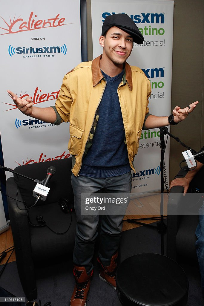 Celebrities visit siriusxm photos and images getty images singer prince royce visits siriusxm studio for a fan meet and greet to promote his new m4hsunfo