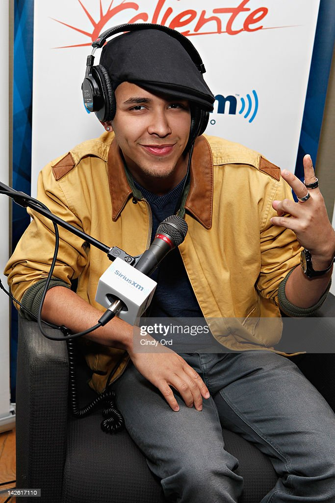 Celebrities visit siriusxm photos and images getty images singer prince royce visits siriusxm studio for a fan meet and greet to promote his new m4hsunfo Gallery