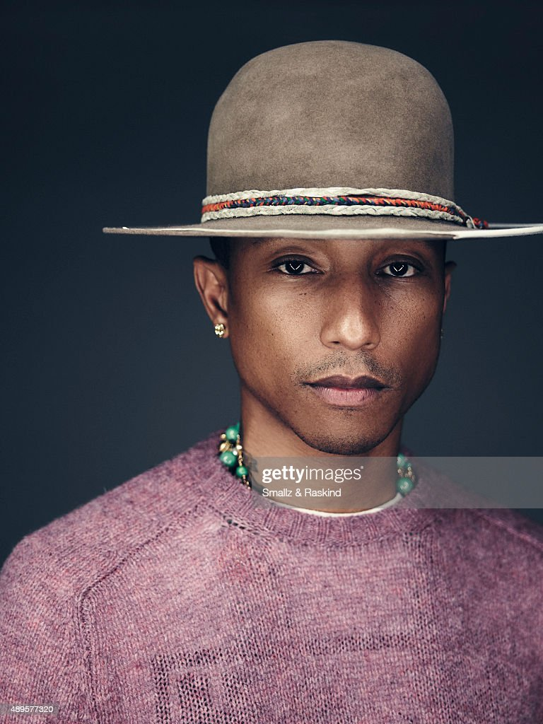 Pharrell Williams, Billboard, September 30, 2014