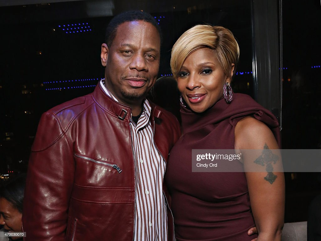 2015 Tribeca Film Festival After-Party For Mary J. Blige, The London Sessions, Sponsored By American Express, At The Empire Hotel Rooftop