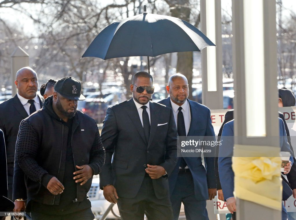 IL: R. Kelly Back In Court For Aggravated Sexual Abuse Charges
