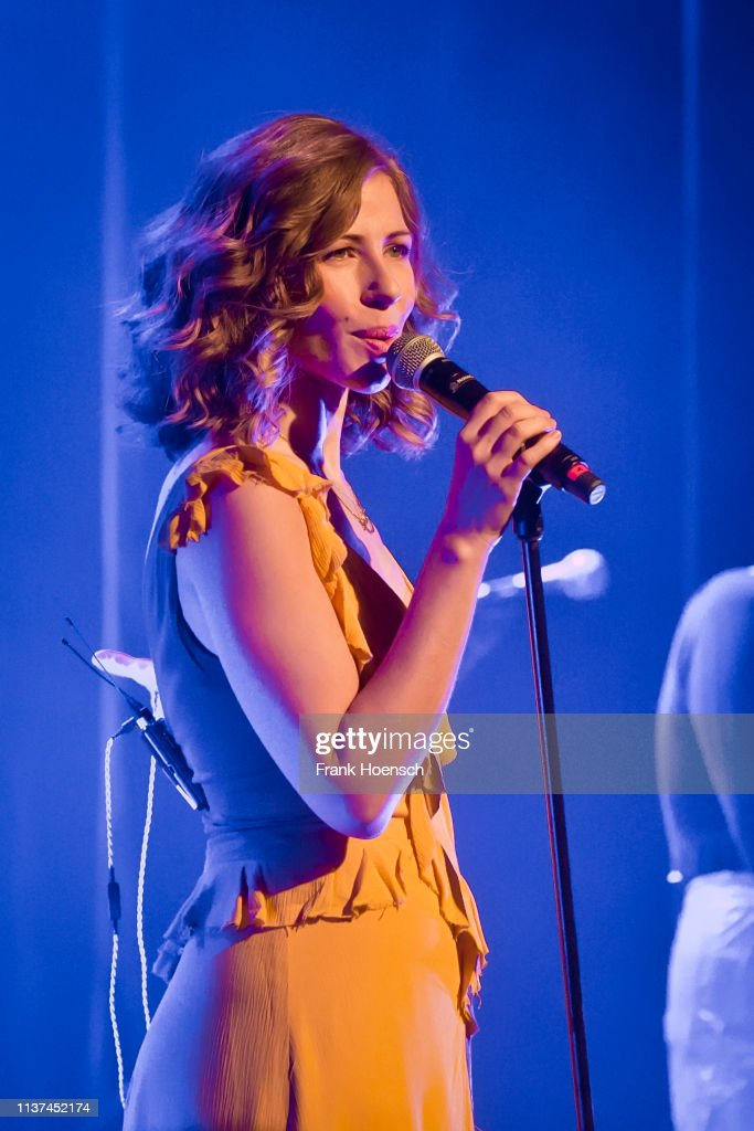 DEU: Lake Street Dive Perform In Berlin