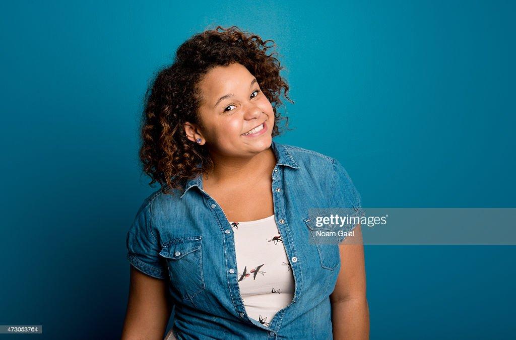 Rachel Crow, Portrait Session, June 13, 2012