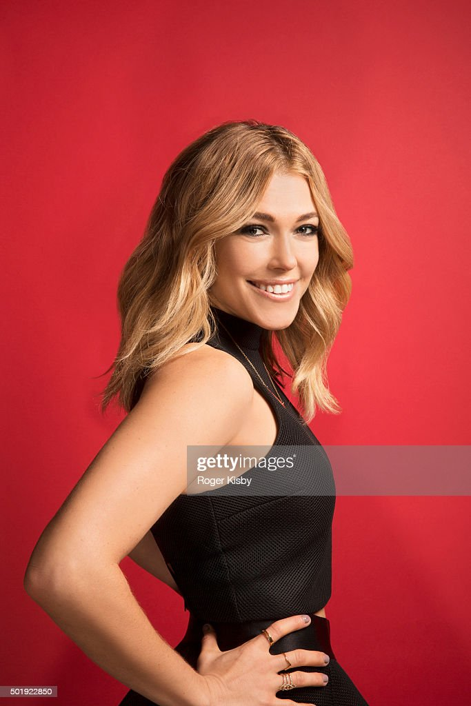 Singer Rachel Platten poses for a portrait at the 16th Annual TJ Martell Foundation New York Family Day on December 13, 2015 at Brooklyn Bowl in New York City.