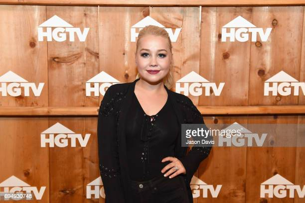 Singer RaeLynn attends the HGTV Lodge during CMA Music Fest on June 11 2017 in Nashville Tennessee