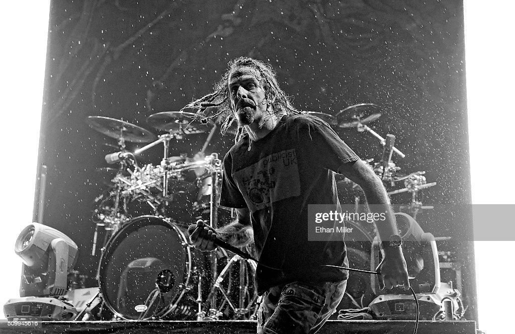 Lamb Of God, Anthrax And Deafheaven In Concert At Brooklyn Bowl Las Vegas