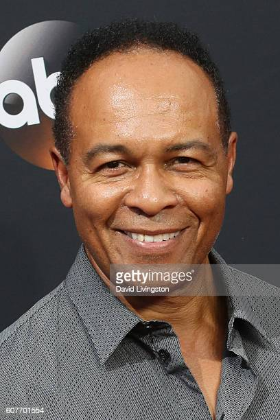 Singer Ray Parker, Jr. Arrives at the 68th Annual Primetime Emmy Awards at the Microsoft Theater on September 18, 2016 in Los Angeles, California.