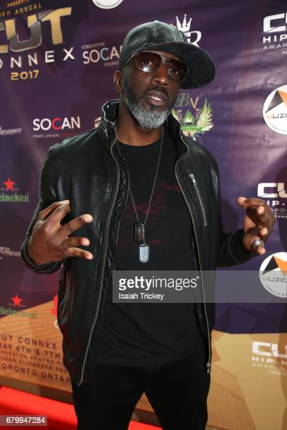 Singer Ray Robinson attends the 2017 Cut Hip Hop Awards at Queen Elizabeth Theatre on May 6 2017 in Toronto Canada